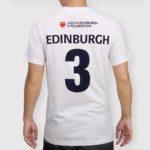 Justin Edinburgh 3 Foundation t-shirt back
