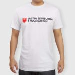 Justin Edinburgh 3 Foundation t-shirt